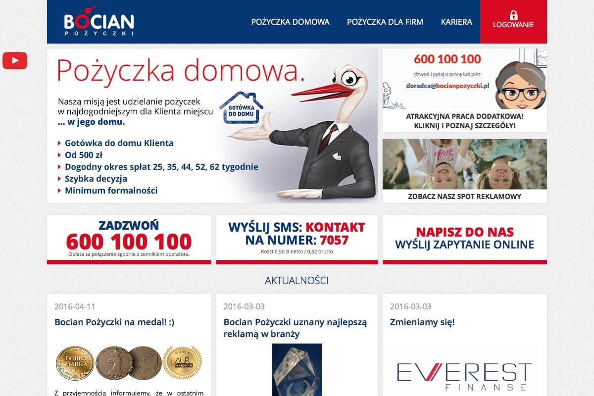 www.bocianpozyczki.pl