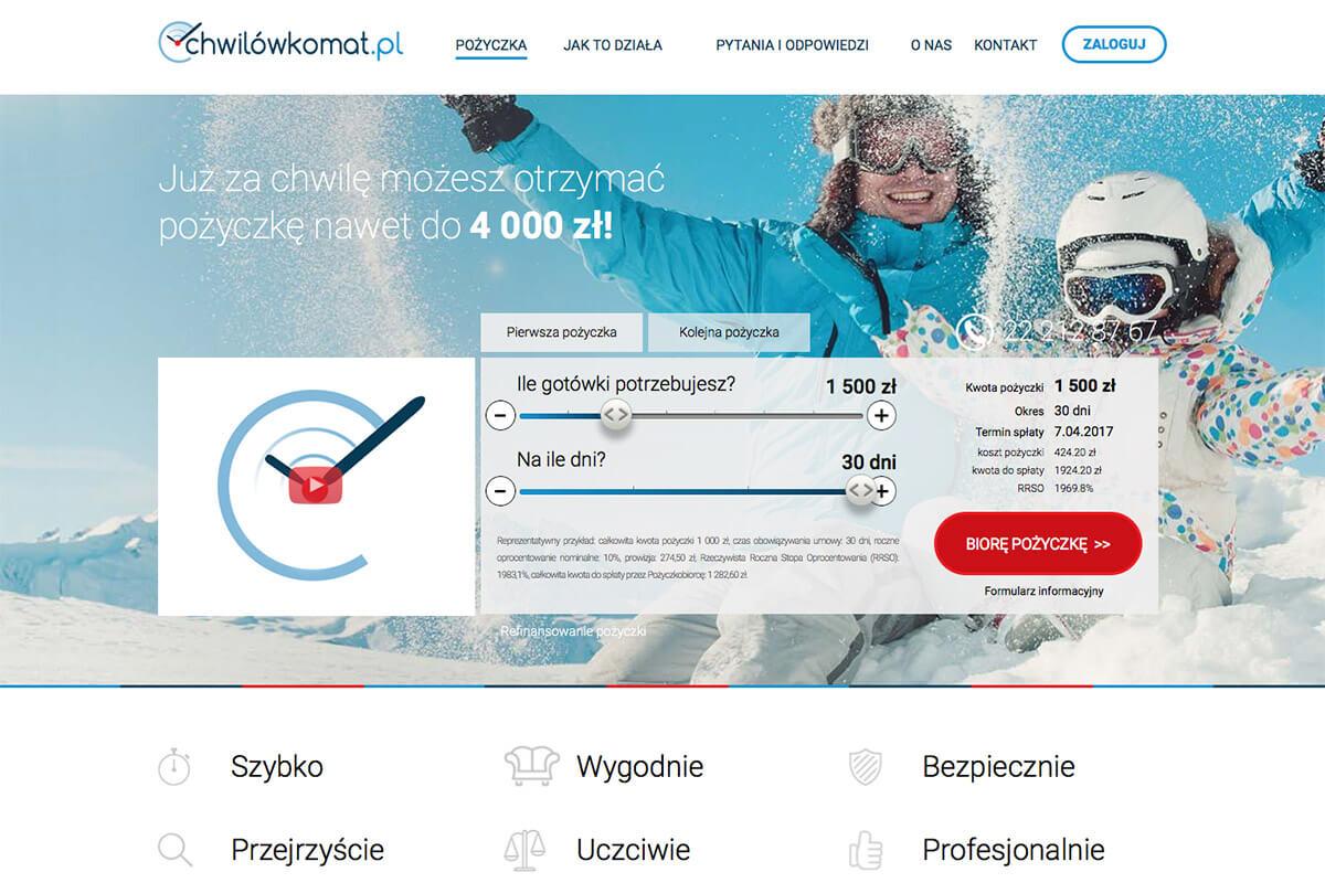 www.chwilowkomat.pl