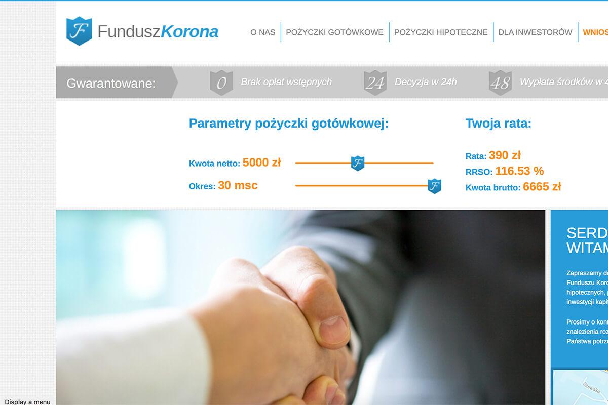 www.funduszkorona.pl