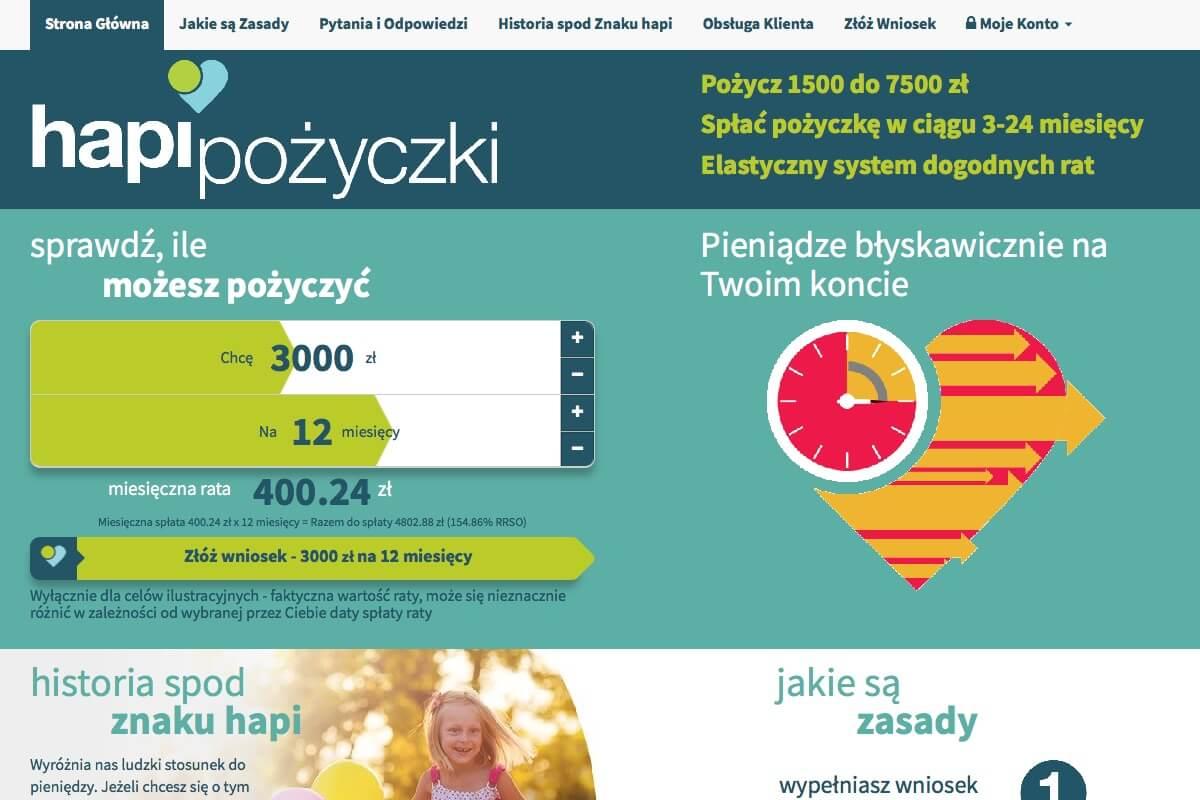 www.hapipozyczki.pl