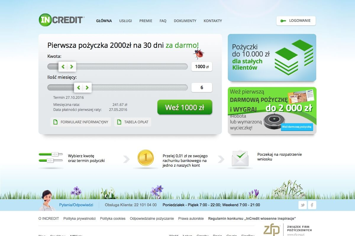 www.incredit.pl