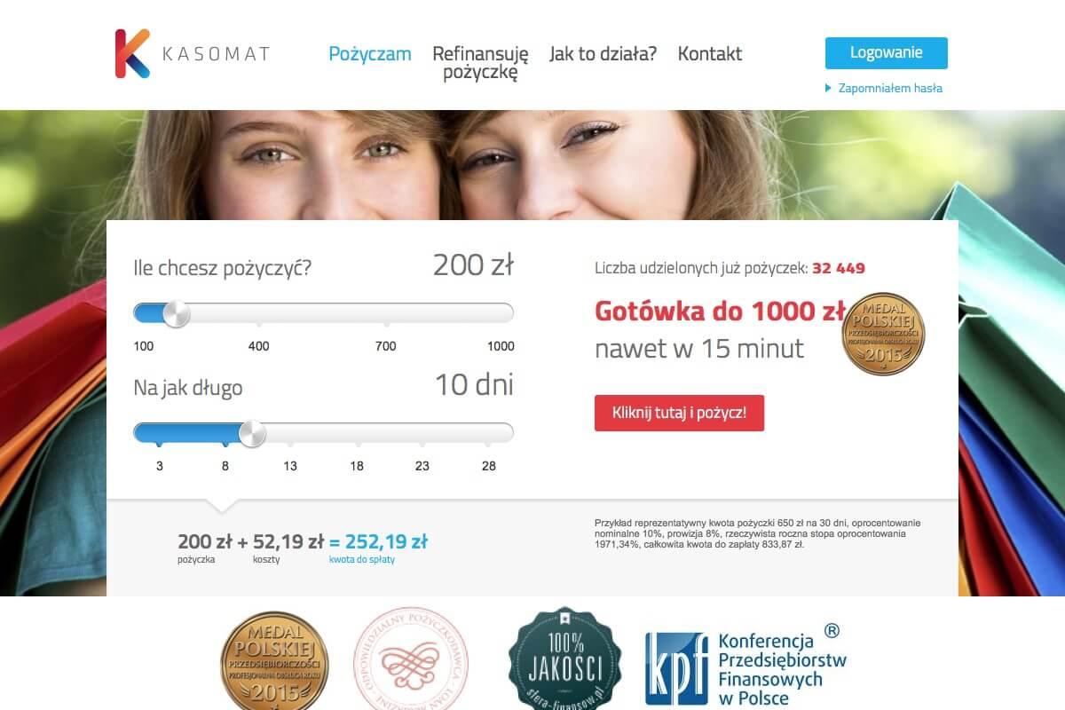 www.kasomat.pl