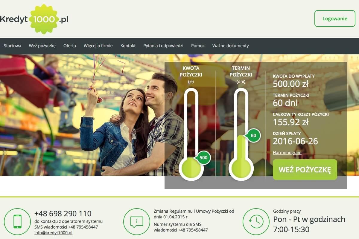 www.kredyt1000.pl