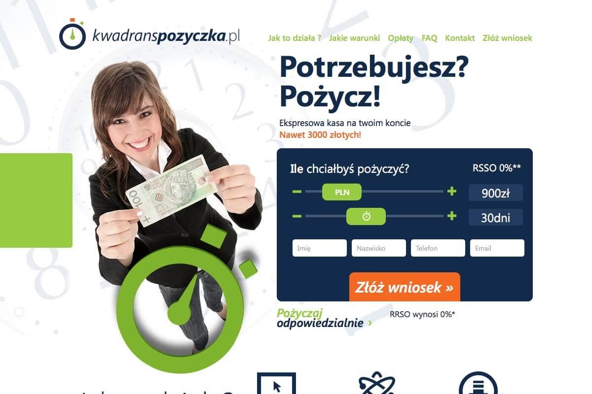 www.kwadranspozyczka.pl