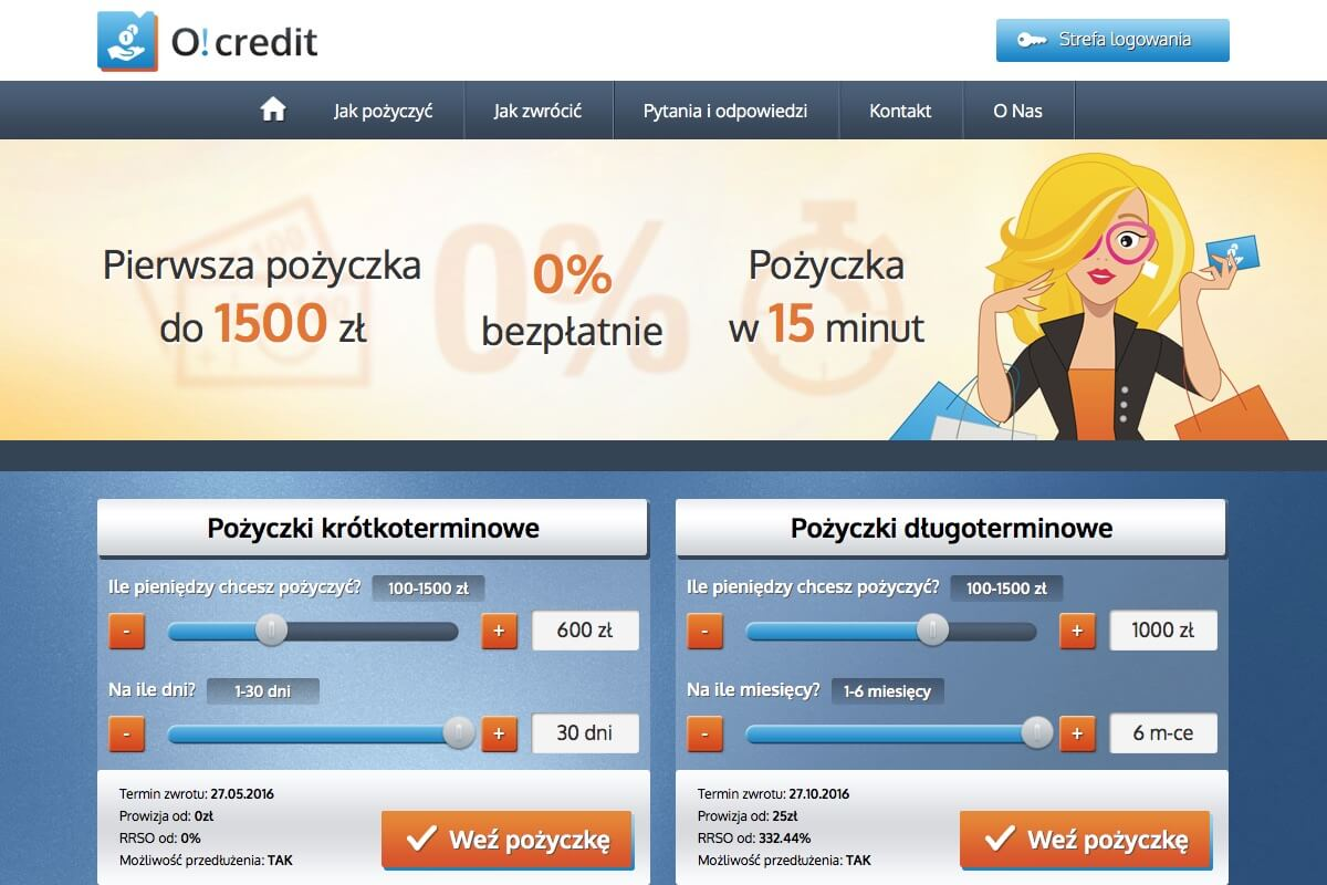 www.ocredit.pl