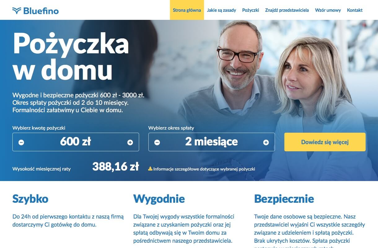 www.bluefino.pl