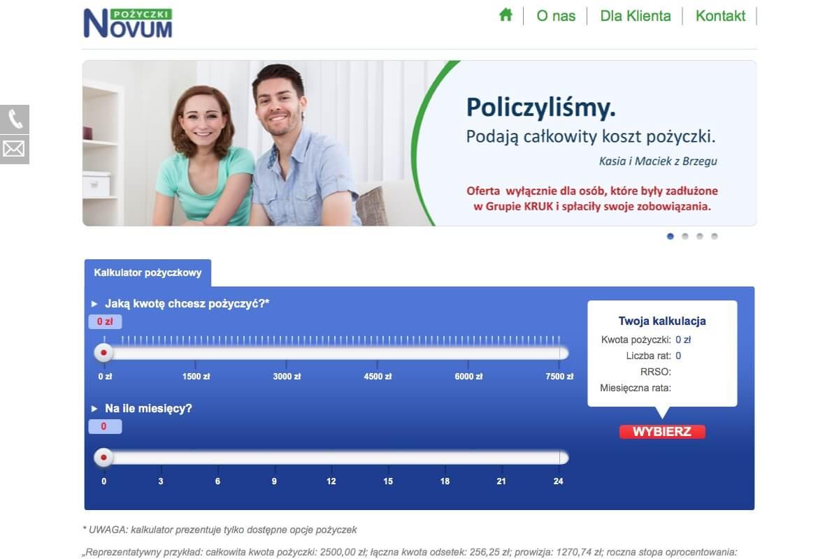 www.pozyczkinovum.pl