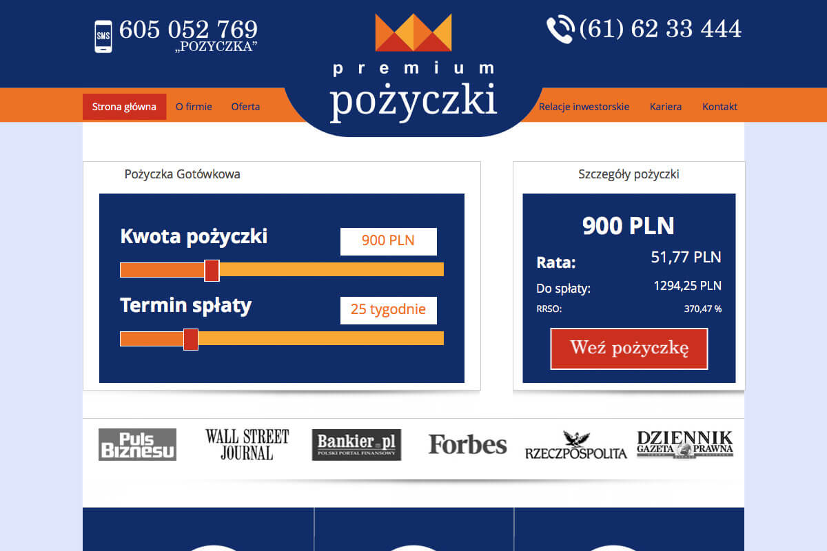 www.premium-pozyczki.pl