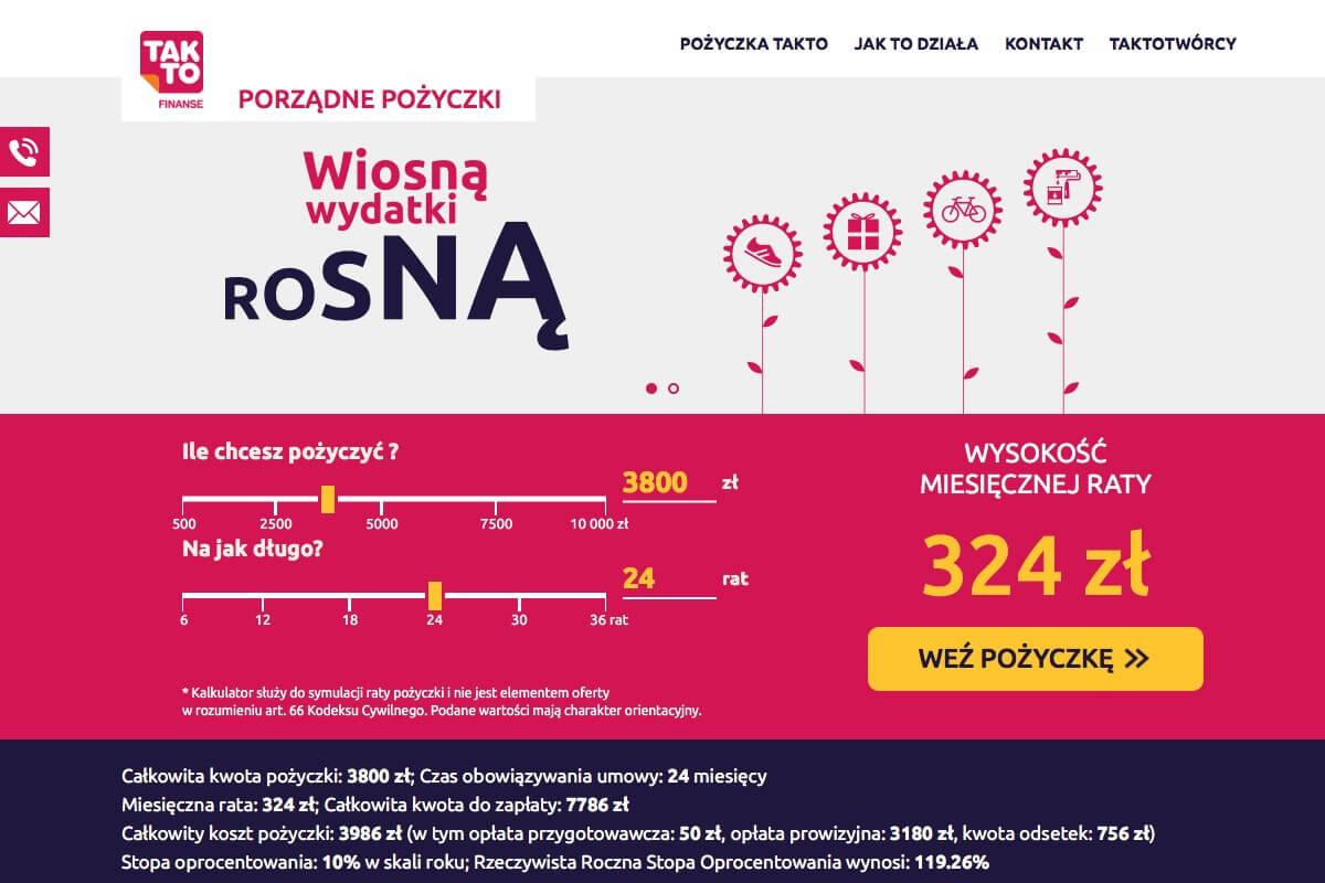www.taktofinanse.pl